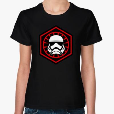 Женская футболка Stormtrooper New Order