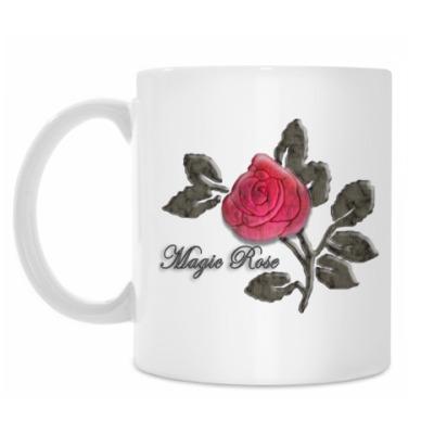 Кружка Magic Rose