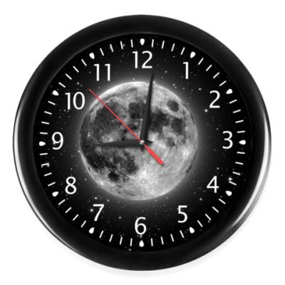 Часы Обсидиановая луна