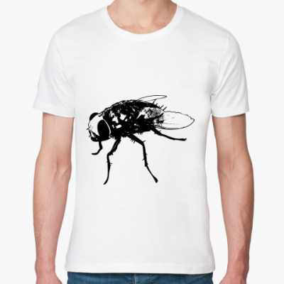 Футболка из органик-хлопка Fly