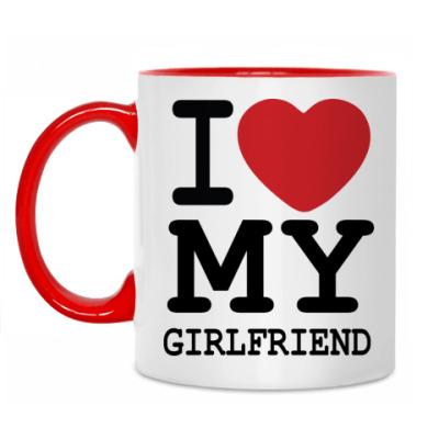 Кружка I Love My Girl