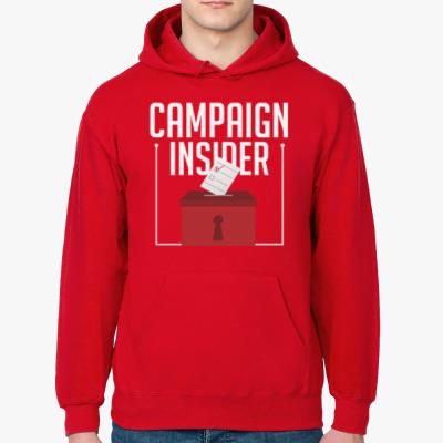 Толстовка худи Campaign Insider #1