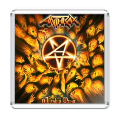 Магнит anthrax