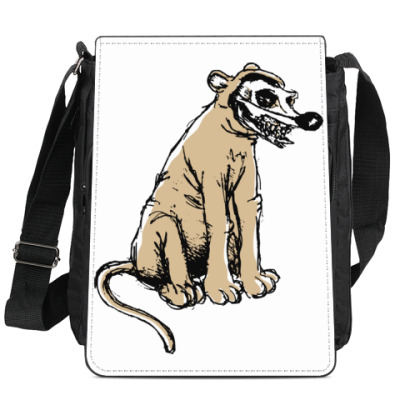 Сумка-планшет Clown Dog