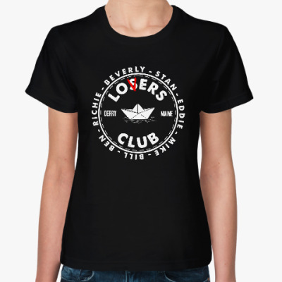 Женская футболка Losers & Lovers