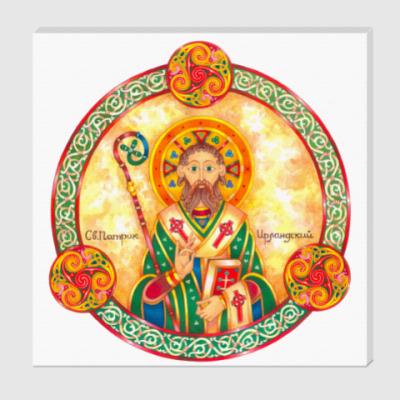 Холст Святой Патрик