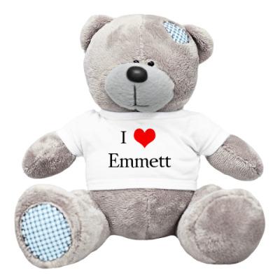 Плюшевый мишка Тедди Love Emmett