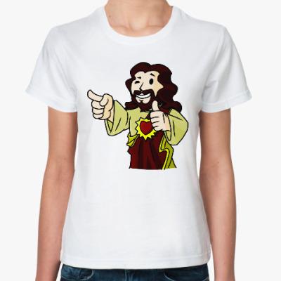 Классическая футболка Фэллаут