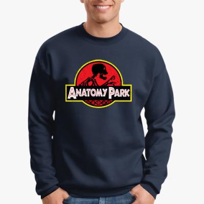 Свитшот Anatomy Park