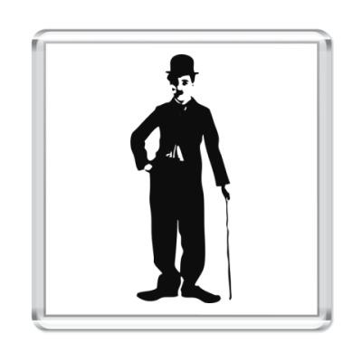 Магнит Чарли Чаплин