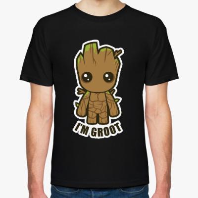 Футболка Грут (Groot)