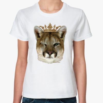 Классическая футболка Пума