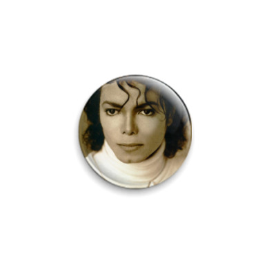 Значок 25мм Майкл Джексон