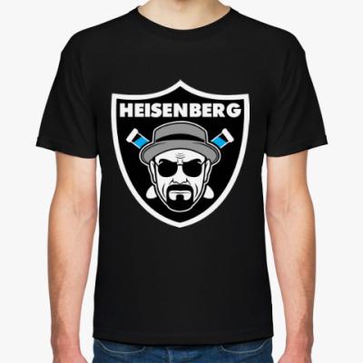Футболка Heisenberg (Breaking Bad)