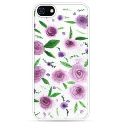 Чехол для iPhone Розы