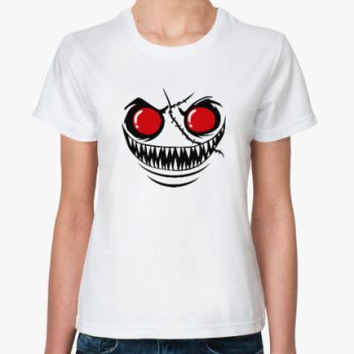 Классическая футболка Страшила