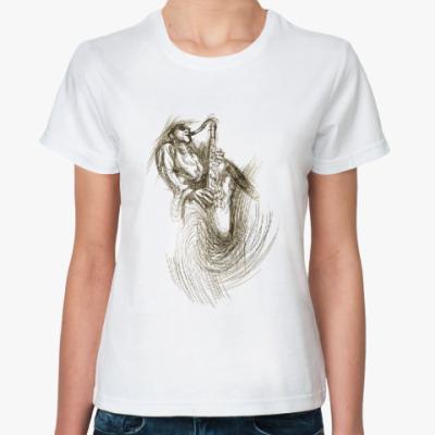Классическая футболка Джазмен