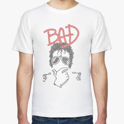Футболка MJ Bad