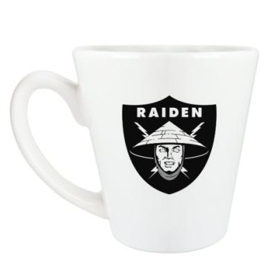 Чашка Латте Raiden Raiders