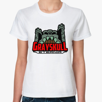 Классическая футболка Grayskull