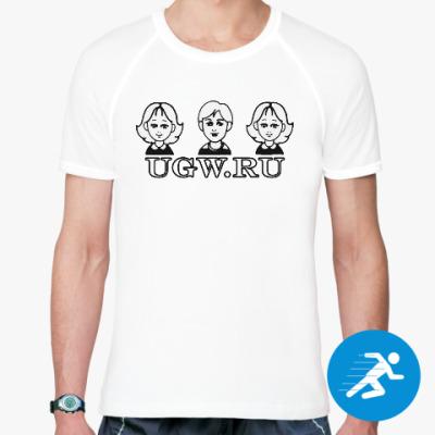 Спортивная футболка Футболка Perfomance T