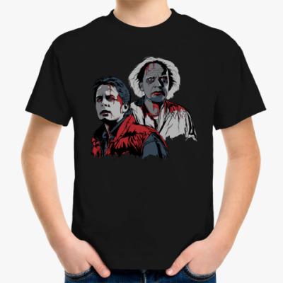 Детская футболка Back to the dead