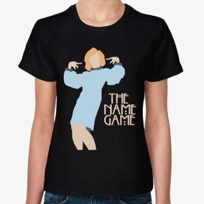 Женская футболка Asylum