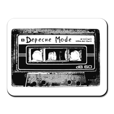 Коврик для мыши  Depeche Mode