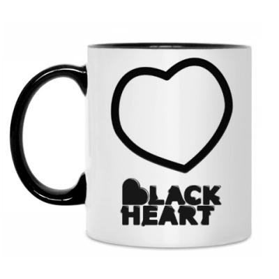 Кружка Black Heart