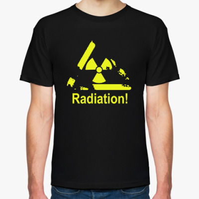 Футболка Radiation - Радиация