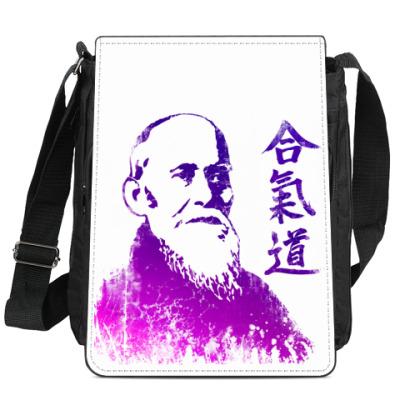 Сумка-планшет Морихэй Уэсиба