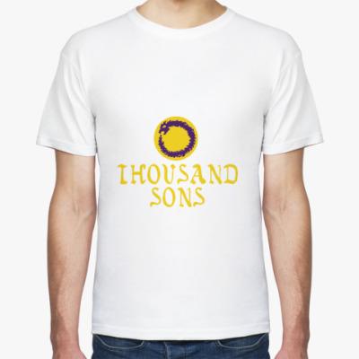 Футболка Thousand Sons