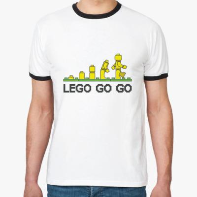 Футболка Ringer-T Lego go