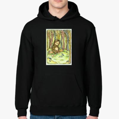 Толстовка худи Лесной тролль