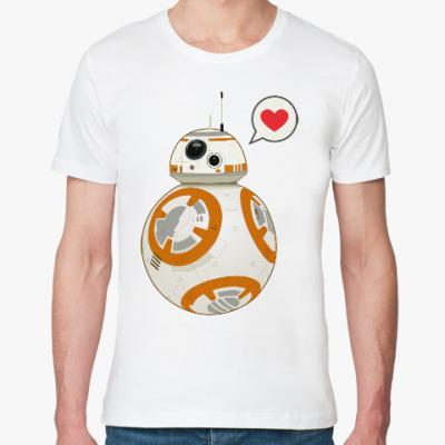 Футболка из органик-хлопка Sphero's Star Wars BB-8 Droid