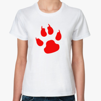 Классическая футболка Zver