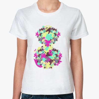 Классическая футболка 8 марта