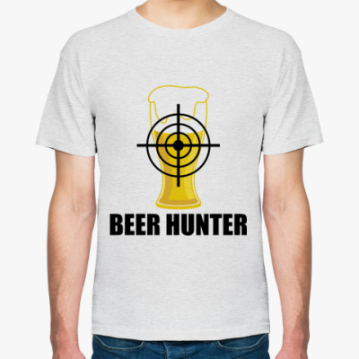 Футболка Beer Hunter