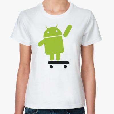 Классическая футболка Андро