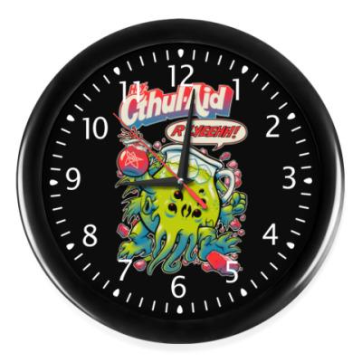 Часы Ктулху Cthul-Aid
