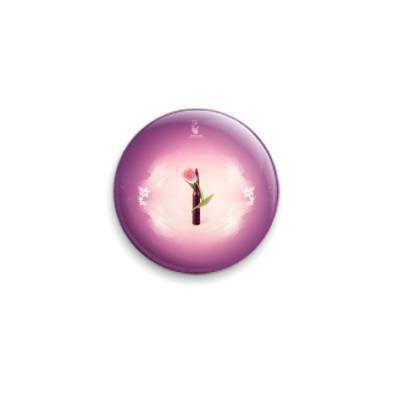 Значок 25мм  Bullet for Valentine