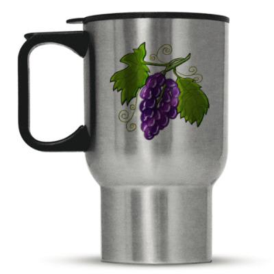 Кружка-термос Виноград