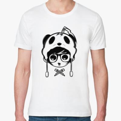 Футболка из органик-хлопка Панда