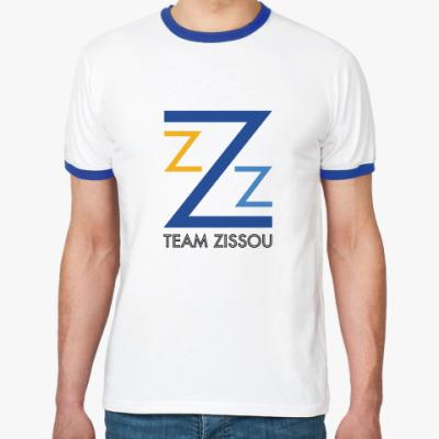 Футболка Ringer-T Team Zissou