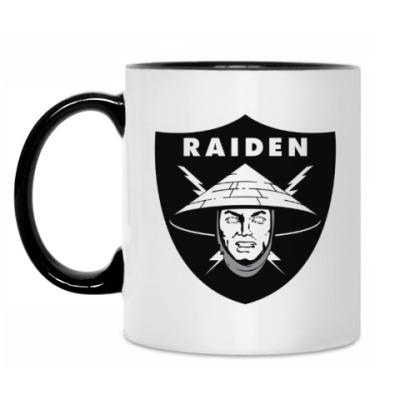 Кружка Raiden Raiders