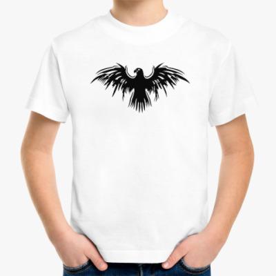 Детская футболка орел