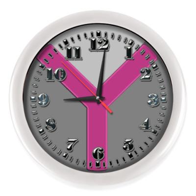 Настенные часы  'Y'