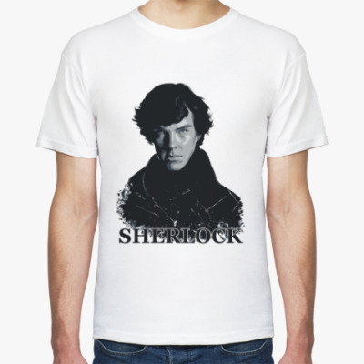 Футболка Шерлок Холмс (SHERLOCK)