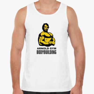 Майка Arnold - Bodybuilding