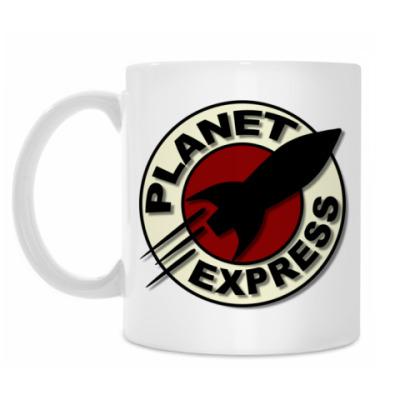 Кружка Planet Express